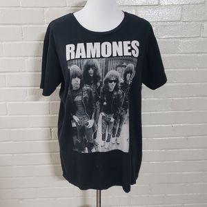 Other - Ramones Band Tee (xl)